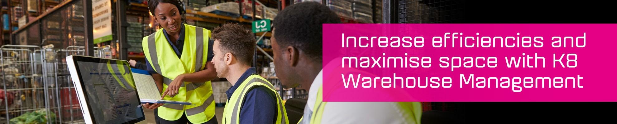 K8 Warehouse Management