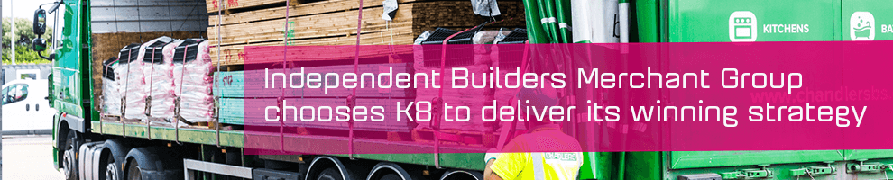 IBMG chooses K8 to deliver its winning strategy