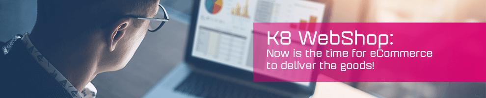 K8 WebShop