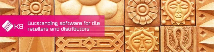 Software for tile distributors