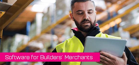 Software for Builders' Merchants