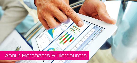 About Merchants & Distributors