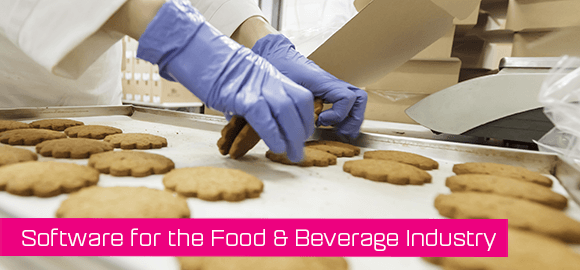 software for the food and beverage industry