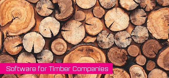 Software for Timber Companies